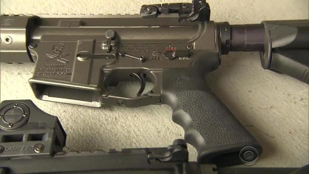Dianne Feinstein introduces Senate gun control bill to ban bump stocks