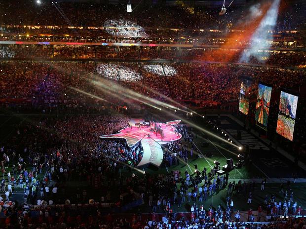 Bridgestone Super Bowl XLII Halftime Show