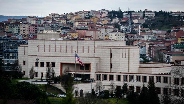 Turkey arrests US Consulate employee accused of espionage in ...