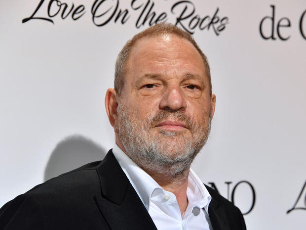 Harvey Weinstein scandal