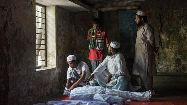 BANGLADESH-MYANMAR-ACCIDENT-UNREST-REFUGEE
