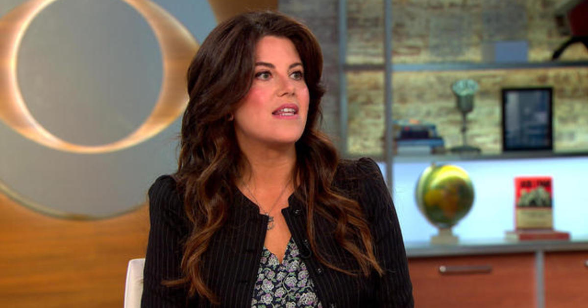 Monica Lewinsky Urges People To Clickwithcompassion In