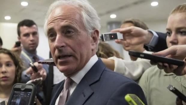 Corker Calls Trump's Attacks on Federal Bureau of Investigation  and Justice Damaging to US