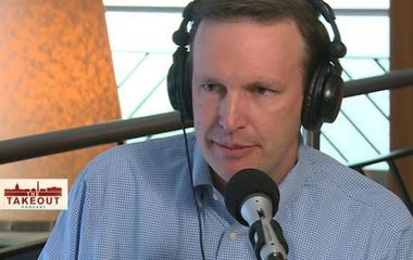 Democratic Sen. Chris Murphy says he's ruling out a 2020 presidential run