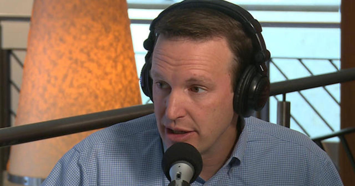 """Preview: """"The Takeout"""" with Sen. Chris Murphy"""