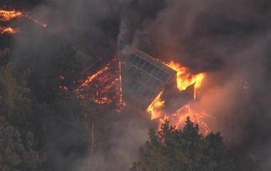 California wildfires highlight emergency alert system problems