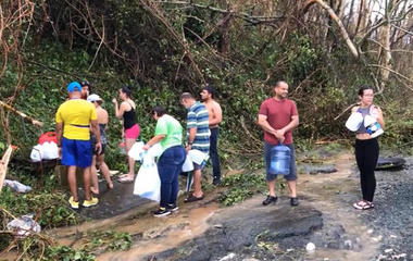Contamination threat grows in Puerto Rico