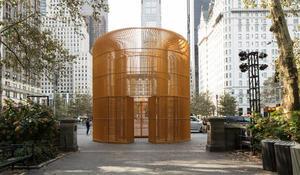 "Ai Weiwei's ""Good Fences Make Good Neighbors"""