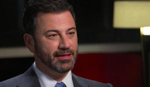 Jimmy Kimmel speaks his mind