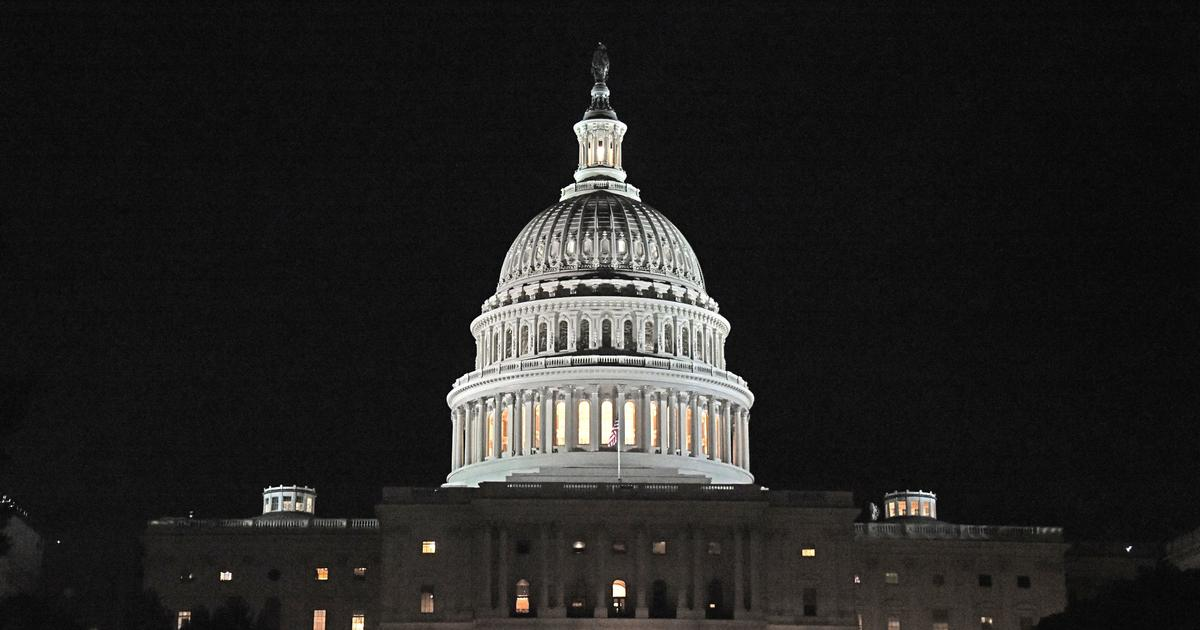 Congress passes 5,593-page COVID relief and government funding bill; measure now heads to White House