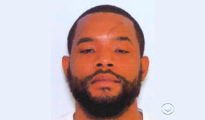 Manhunt underway for suspect in Maryland shooting