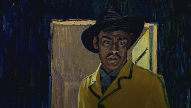 Van Gogh Movie Hand Painted