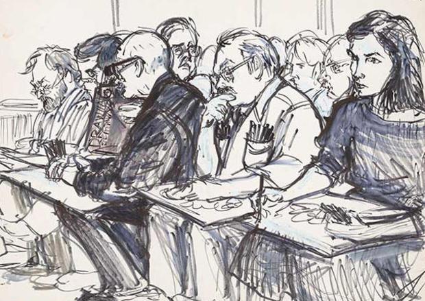 courtroom-art-elizabeth-williams-self-portrait-of-courtroom-artists-loc-610.jpg