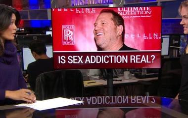 "Harvey Weinstein cries ""sex addiction."" Experts say otherwise."