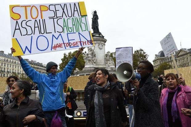 FRANCE-WOMEN-POLITICS-HARASSMENT-SEXISM