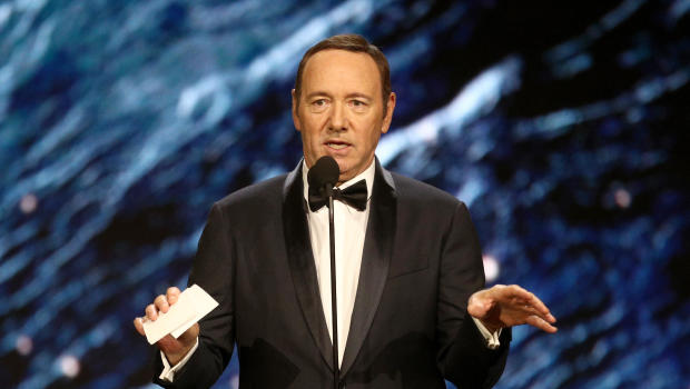 """Kevin Spacey """"horrified"""" by Anthony Rapp sexual advance ..."""