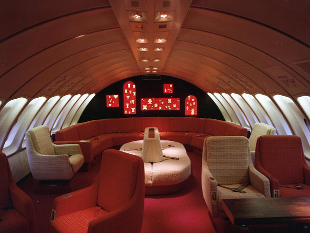 Lounge Boeing S 747 The Quot Queen Of The Skies Quot Pictures