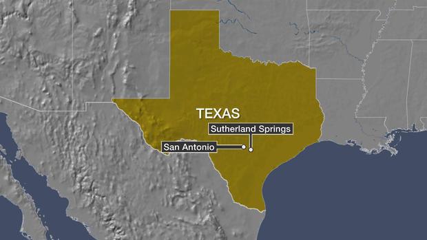 Deadly church shooting in Texas