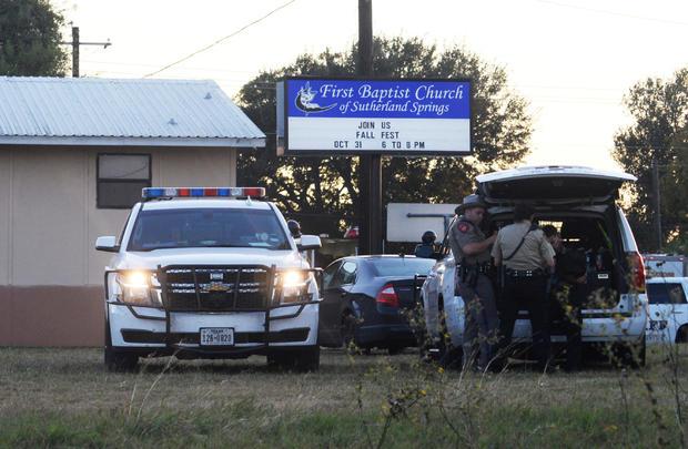 church shooting sutherland springs texas