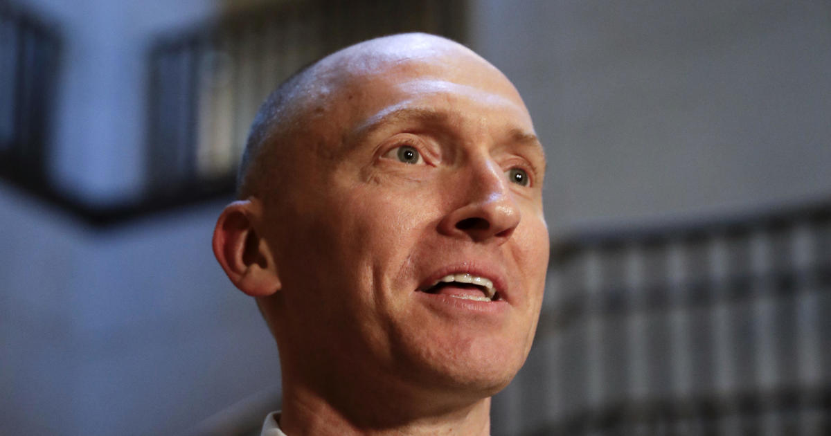 FBI releases Carter Page's surveillance records