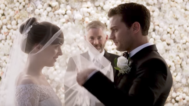 see the new trailer for fifty shades freed cbs news