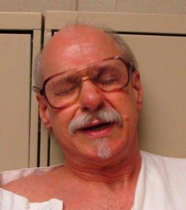 Handout photo of death row inmate Jack Greene