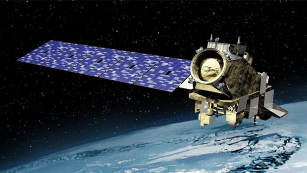 NASA launching JPSS-1 weather satellite