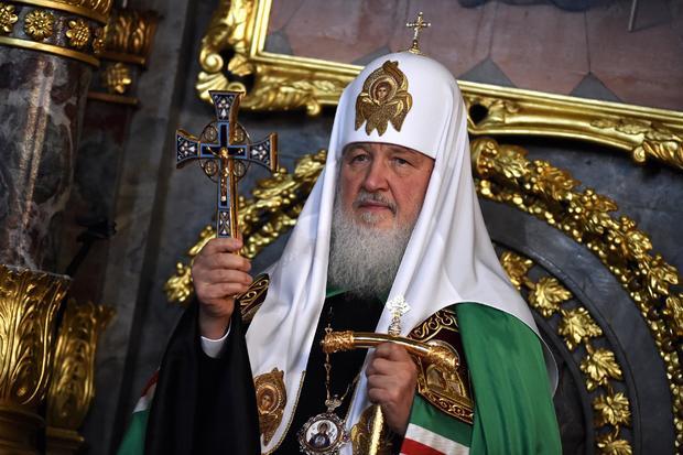 SERBIA-RUSSIA-RELIGION-POLITICS