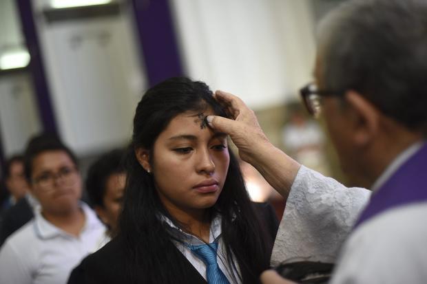 GUATEMALA-ASH WENDESDAY