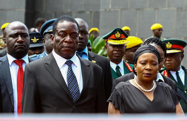 ZIMBABWE-POLITICS
