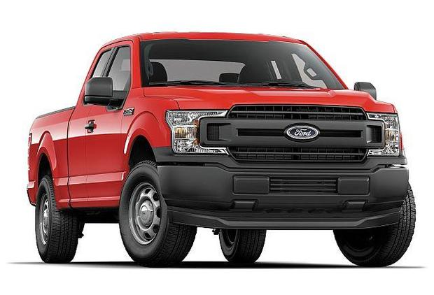 pickup truck ford 150 7 of the best cars for 2018 cbs. Black Bedroom Furniture Sets. Home Design Ideas