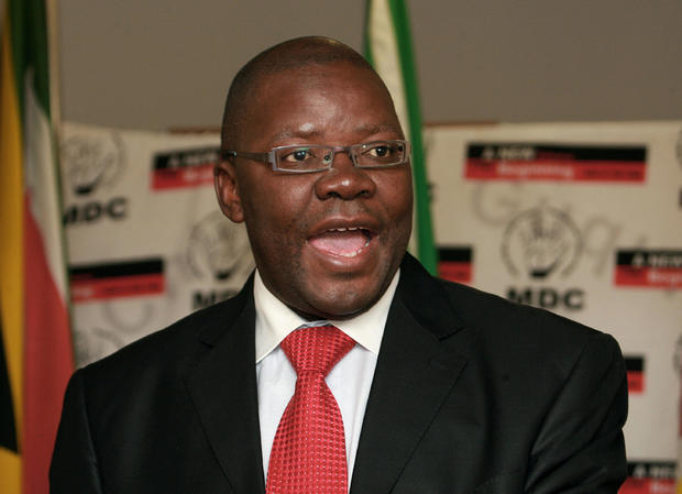 Zimbabwean finance minister and Movement