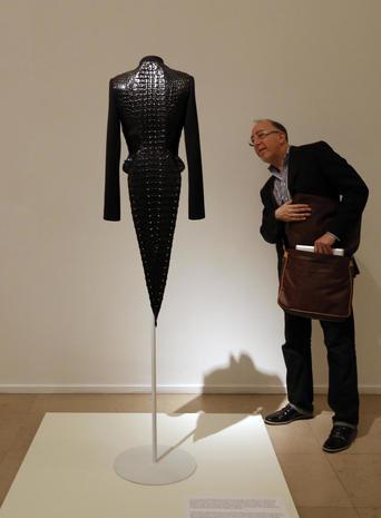 Fashion designer Azzedine Alaia 1940-2017