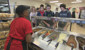 Feeding the need: Expanding school lunch programs