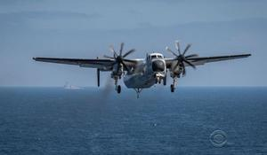 3 still missing after Navy plane goes down in Pacific Ocean