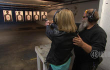 """Firing a .357 Magnum a """"sobering experience"""" for """"48 Hours""""' Erin Moriarty"""
