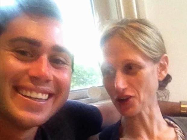 Jake Nolan and and Dr. Pamela Buchbinder