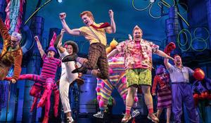 """SpongeBob SquarePants"" out to make a splash on Broadway"
