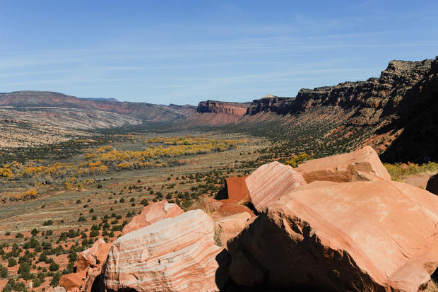 Comb Wash / Bears Ears National Monument