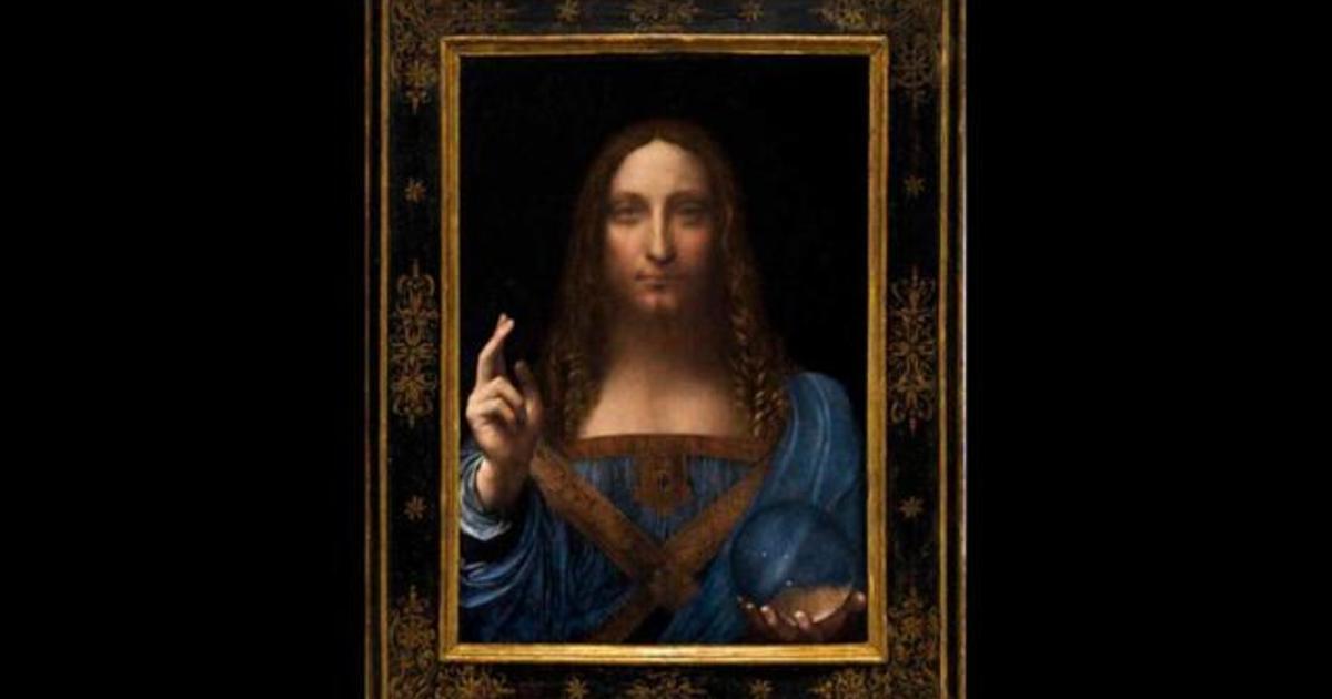 Mystery buyer of $450M Leonardo da Vinci painting revealed