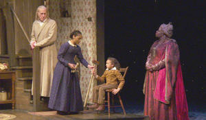 """A """"Christmas Carol"""" with its own little miracle"""