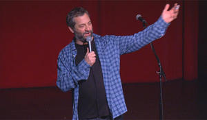 Judd Apatow: Pretty serious about comedy