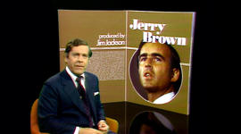 Gov. Jerry Brown in 1976