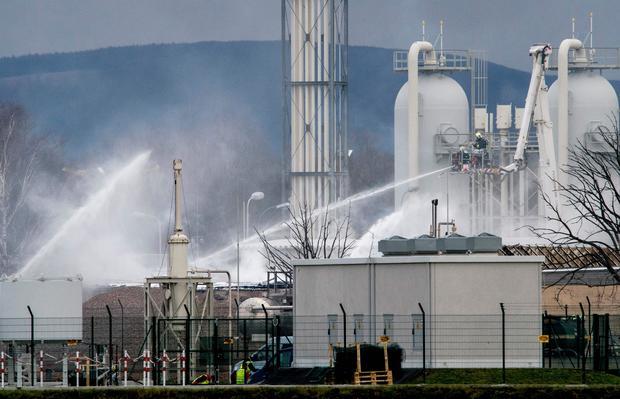 AUSTRIA-EXPLOSION-GAS