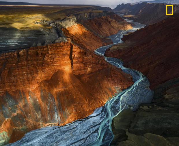 DUSHANZI Grand Canyon