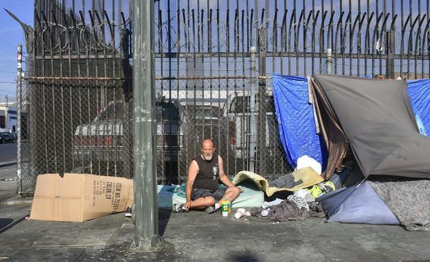 US-SOCIETY-HOMELESS