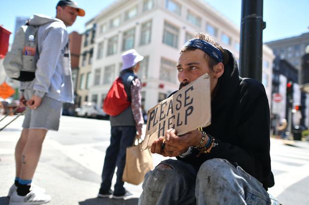 US-HOMELESS-SAN-FRANCISCO