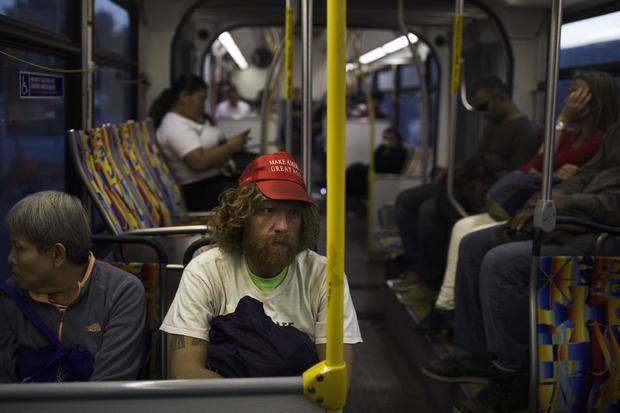 APTOPIX Homeless Crisis on the Coast Photo Gallery
