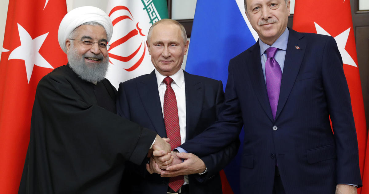 How Putin made himself a Middle East power broker