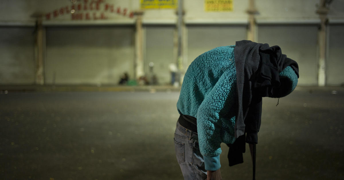 What Is A Skid >> Battling drug addiction - Homeless crisis on the West Coast - Pictures - CBS News